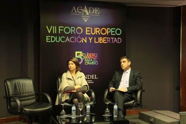 IMG 5699 - Reportaje gráfico del VII Foro Europeo Educación y Libertad