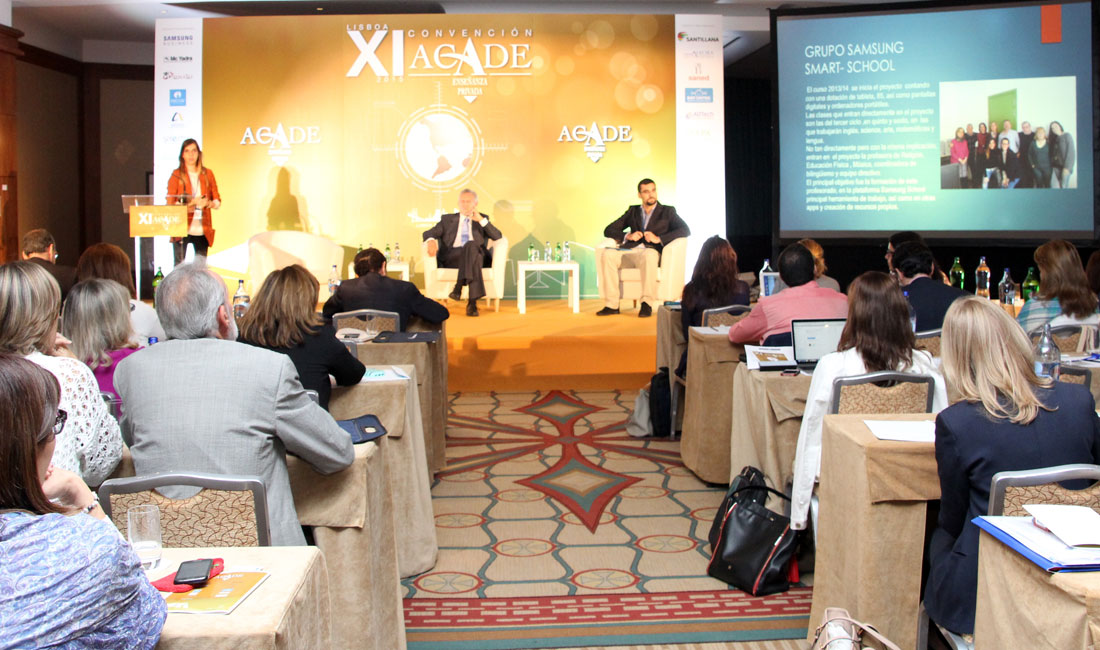convencion2015 05 1100x650 - Reportaje gráfico de la convención de ACADE 2015, en Lisboa.