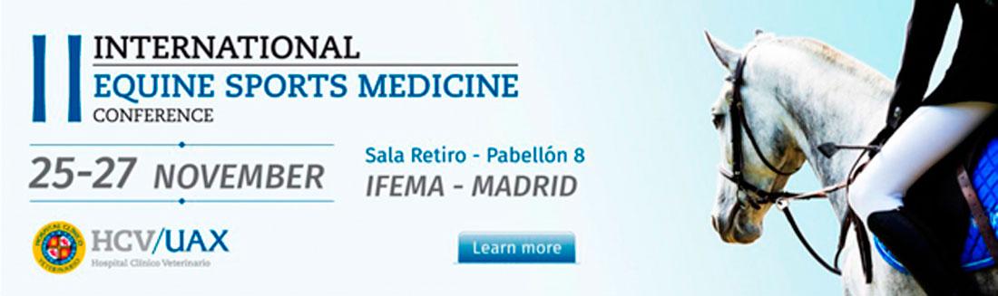 horseweek2015 1100x327 - La Universidad Alfonso X el Sabio y el Hospital Clínico Veterinario UAX organizadores de la II Congreso Internacional de Medicina Deportiva Equina-UAX