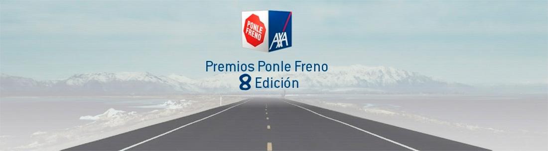 ponlefreno2016 1100x304 - PONLE FRENO convoca sus VIII Premios y añade una nueva categoría