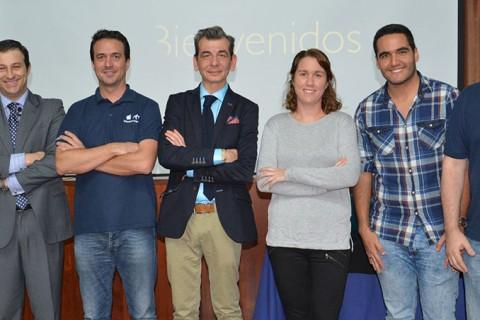 """arenasapple2016 1100x471 480x320 - El Colegio Arenas anfitrión del seminario de Apple """"Metodologías activas de aprendizaje con el iPad"""""""