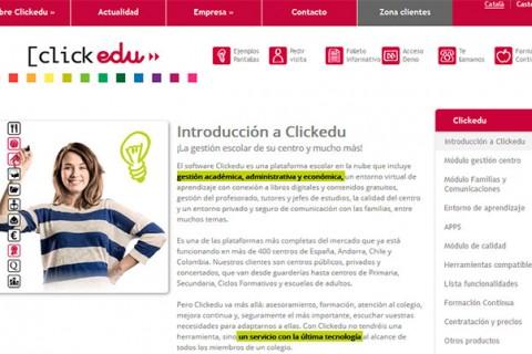 img clickedu 1100x402 480x320 - Acuerdo con Clickedu para la gestión integral del centro