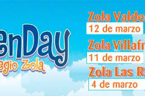 """opendayzola 1100x438 480x320 - Los colegios Zola celebran sus """"OPEN DAY"""""""