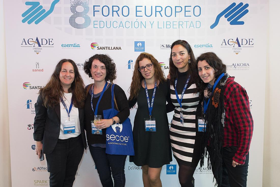 JZP8823 - Reportaje fotográfico del 8º Foro Europeo Educación y Libertad