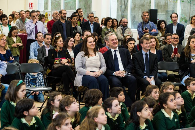 Evento Inauguración Hastings School 8 - Hastings School inaugura nuevo campus en Madrid