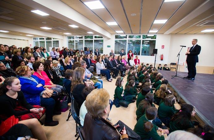 Evento Inauguración Hastings School 4 - Hastings School inaugura nuevo campus en Madrid