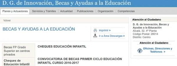 becas2015 1100x411 600x224 - Becas y universidad a un click