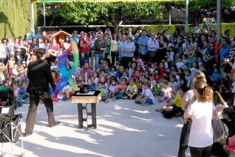 40aniversarioxiquets 1100x408 480x320 - La escuela infantil Els Xiquets celebra su 40 aniversario