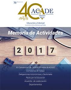 IP revista acade memoria 70 - Ediciones de la revista ACADE