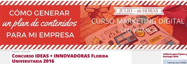 concurso ideas innovadoras florida 1100x376 600x205 - Florida Universitària convoca el VII concurso Ideas+Innovadoras