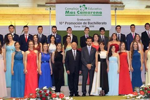 graduacion bachillerato 2016 mascamarena 1100x367 480x320 - El Complejo Educativo Mas Camarena celebra la graduación de su Décima Promoción de Bachillerato