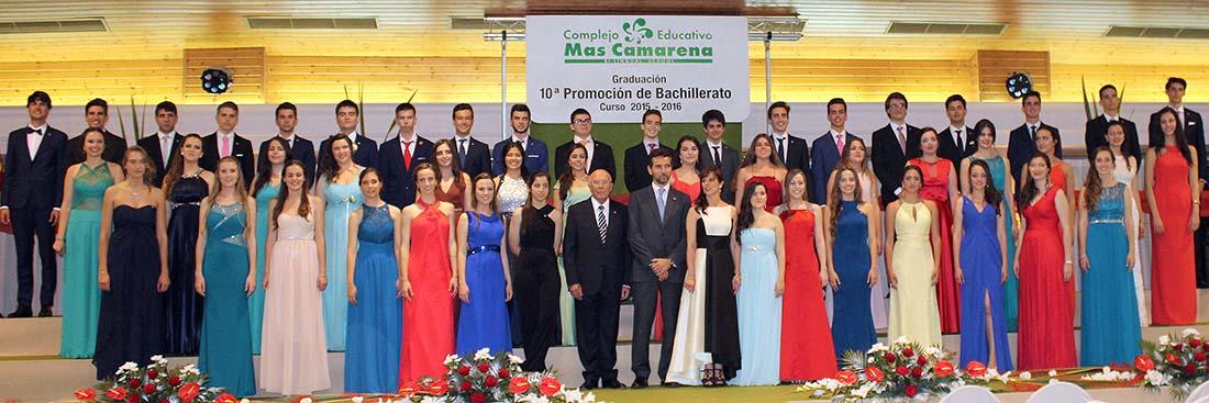 graduacion bachillerato 2016 mascamarena 1100x367 - Centros de ACADE obtienen los mejores resultados en la PAU de la comunidad valenciana