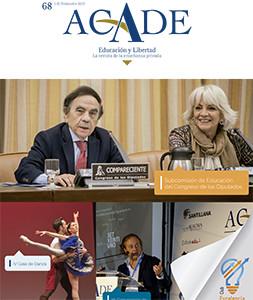 miniatura revista acade 68 - Ediciones de la revista ACADE