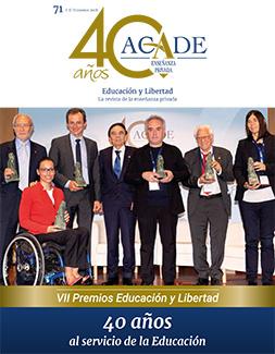 portada revista acade 71 1 - Ediciones de la revista ACADE