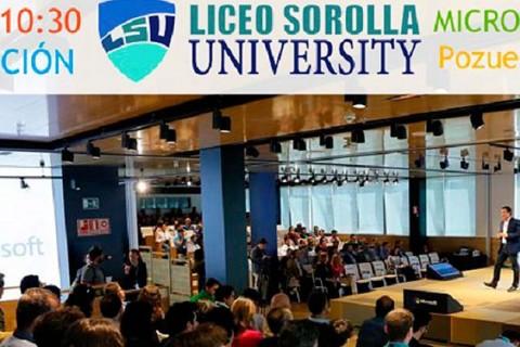 sorollauniversity 1100x419 480x320 - I Edición del Liceo Sorolla University el 8 de junio