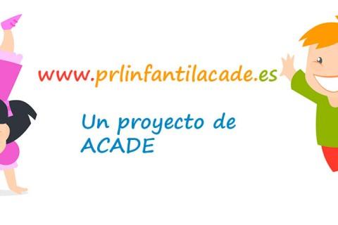 PRL Infantil con Slogan 1100x450 480x320 - ¿Qué es un riesgo laboral? Infórmate en www.prlinfantilacade.es