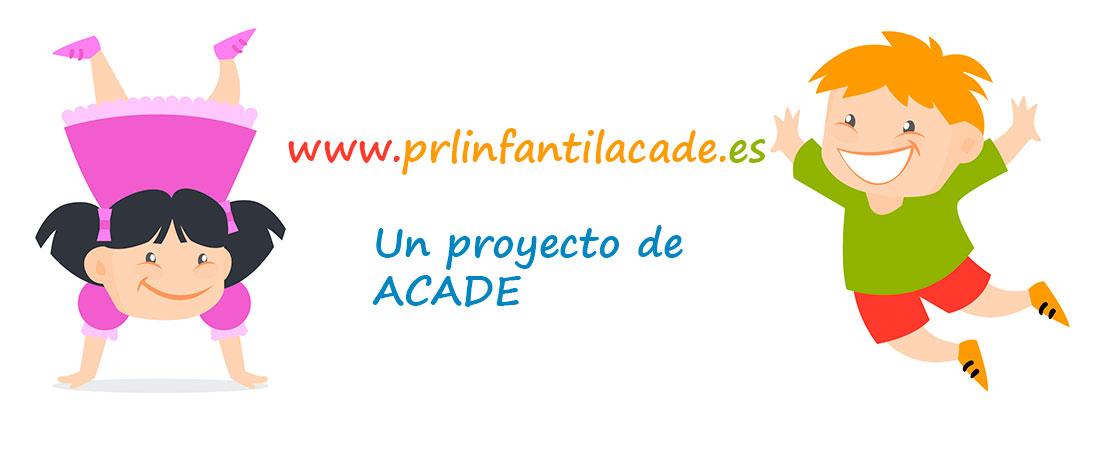 PRL Infantil con Slogan 1100x450 - ¿Qué es un riesgo laboral? Infórmate en www.prlinfantilacade.es