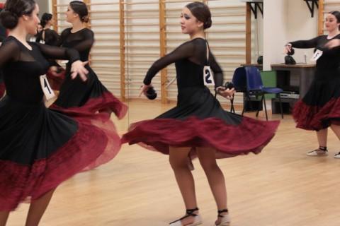 examenes danza 110x470 480x320 - Los 988 alumnos de los Exámenes de Danza de ACADE han comenzado sus pruebas