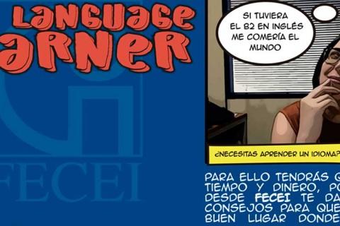 Poster de FECEI 1100x500 480x320 - FECEI lanza una campaña informativa con claves para elegir un buen centro de idiomas