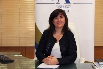 Charo Vega, nueva secretaria general de ACADE