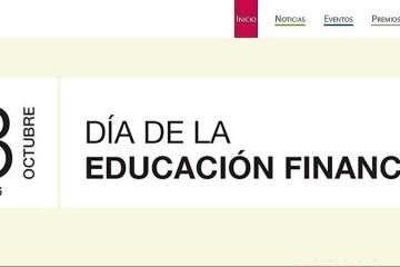 3 de octubre Día de la Educación Financiera