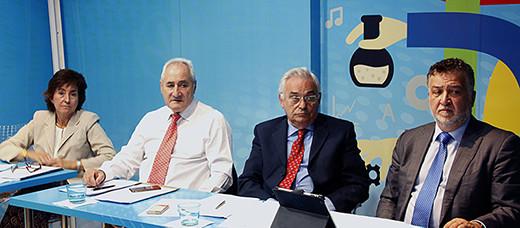 ejecutiva septiembre 2016 foto 1 - Charo Vega, nueva secretaria general de ACADE