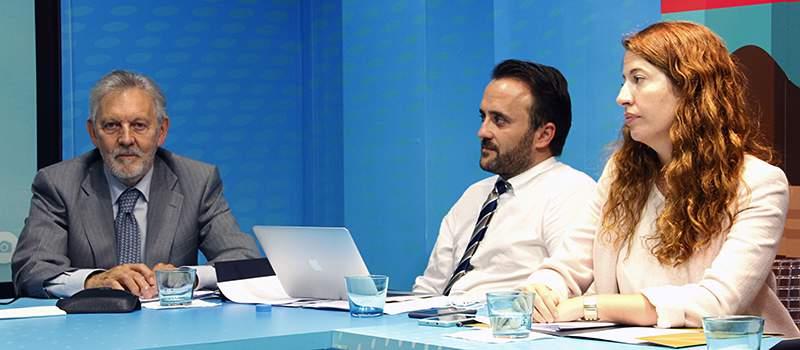 ejecutiva septiembre 2016 foto 3 - Charo Vega, nueva secretaria general de ACADE