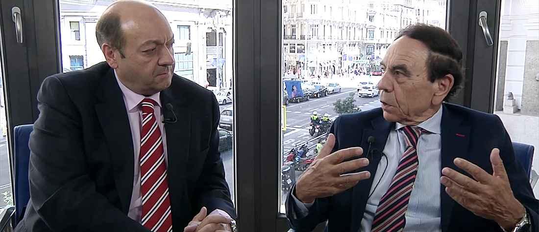 entrevista jesus nuñez sobre pacto escolar - El presidente de ACADE y de la Comisión de Educación de CEOE se reúne con el Grupo Parlamentario del PSOE