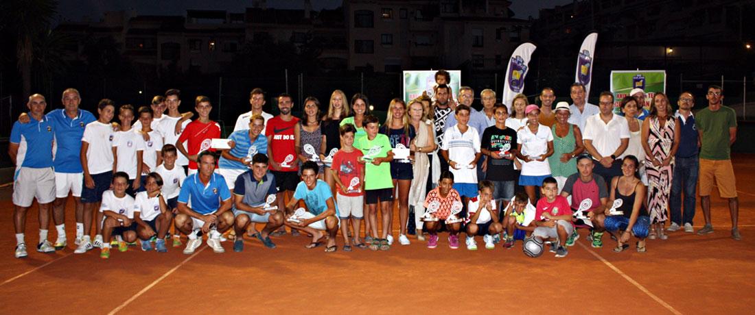 san jose 1100x460 - Entregados los trofeos del XXIX Torneo de Tenis del colegio San José de Estepona