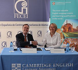 firma de acuerdo fecei cambridge english