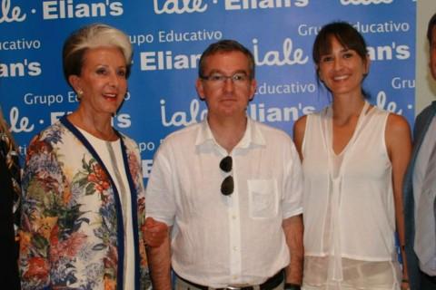 iale web 480x320 - El escritor valenciano Santiago Posteguillo inaugura el 50 aniversario del colegio Iale