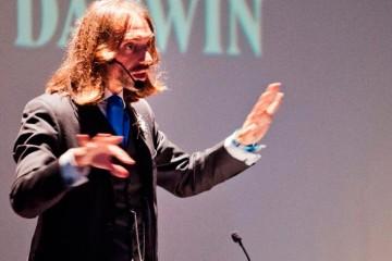 El matemático Cédric Villani, Medalla Fields 2010, en el colegio Peleteiro