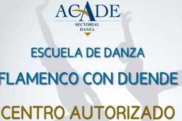 Nuevos Certificados de pertenencia a ACADE para las escuelas de danza