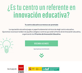 IP Premios Innovación educativa - Home