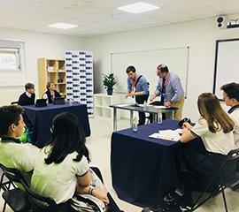 IP encuentro debate laude fontenebro - Home