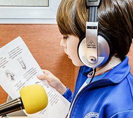 IP proyecto radio colegio europeo madrid - Home