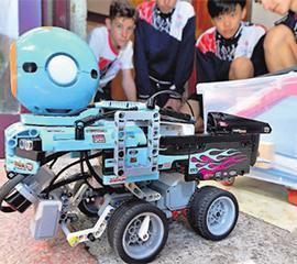 IP robot colegio arenas sur - Home