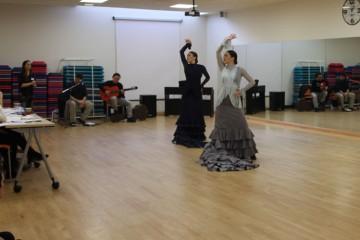1.200 pruebas en los exámenes de Danza en Madrid