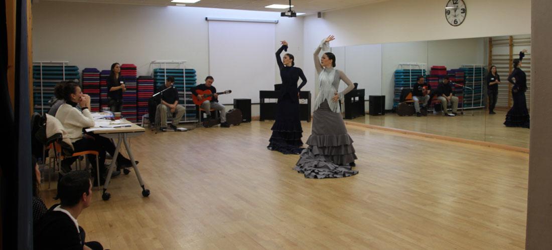 danza web - 1.200 pruebas en los exámenes de Danza en Madrid