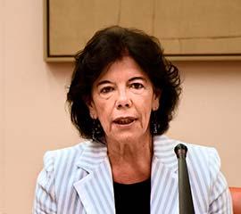 ministra educacion isabel celaa - Home