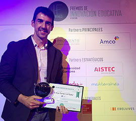 premio innovacion educativa colegio europeo 2019 - Home
