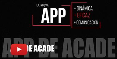 video promo app acade - Home