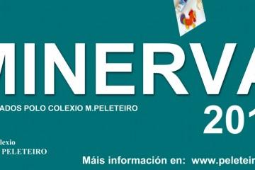El colegio Manuel Peleteiro convoca la 45 edición los premios literarios escolares Minerva