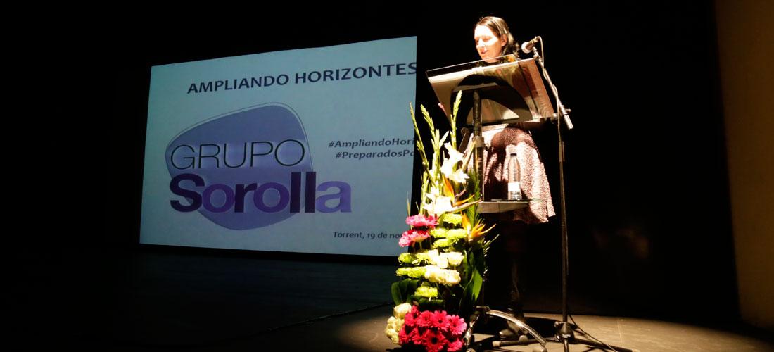 """sorolla web - El Grupo Sorolla Educación celebra su 35 aniversario """"Ampliando Horizontes"""""""