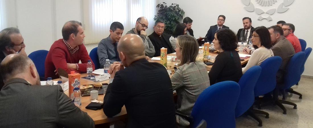 Desayuno ACADE ESIC web - La ciberseguridad en el aula en desayuno de ACADE-Valencia de diciembre