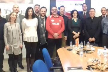 La ciberseguridad en el aula en desayuno de ACADE-Valencia de diciembre