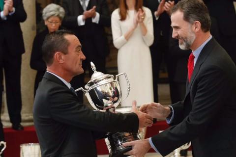 base web 480x320 - Colegio Base recibe el Premio Nacional del Deporte 2015 de mano Felipe VI