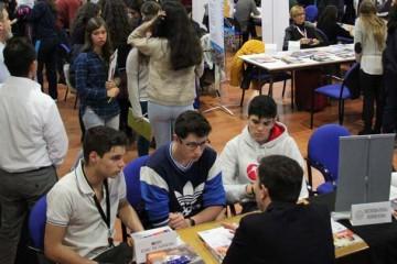 Medio centenar de universidades en las Jornadas Casvi de Orientación Universitaria
