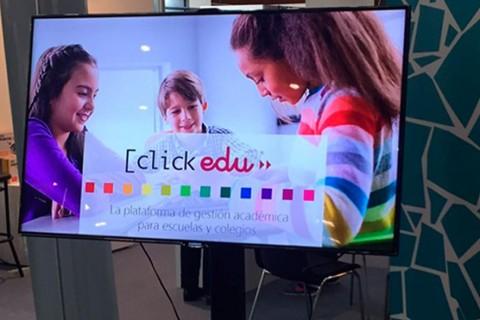 clickedu web 480x320 - Clickedu presenta el método de aprendizaje basado en proyectos y la evaluación por rúbricas