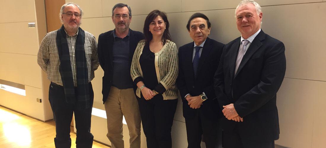 comision psoe web - El presidente de ACADE se reúne con los portavoces del PSOE en la Comisión de Educación en el Congreso de los Diputados